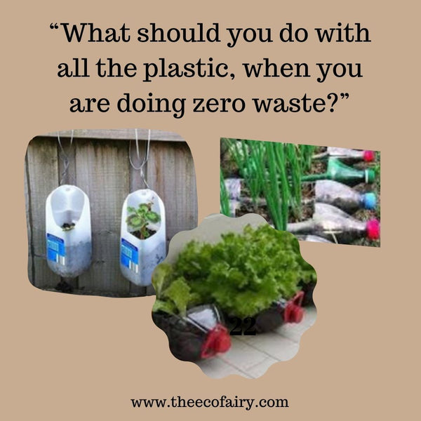 Ways on How to Reuse Plastic Bottles for Your Garden