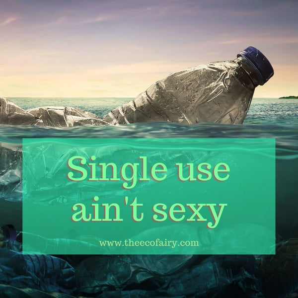 Single Use Plastic Ain't Sexy