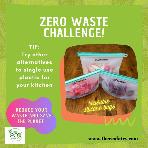 The Best Way to Reduce Single-Use Plastic Waste!