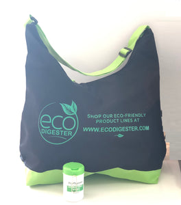 Reusable Shoulder Grocery Shopping Tote Bag