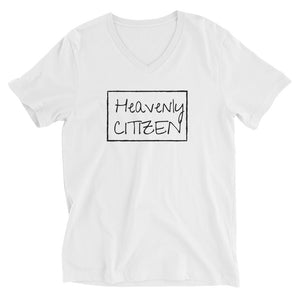 Heavenly Citizen V-Neck T-Shirt