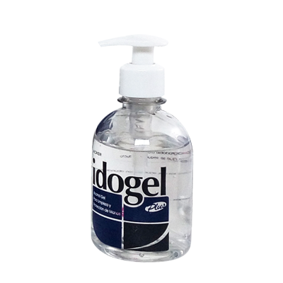 Alcohol en gel Idogel 250 ml