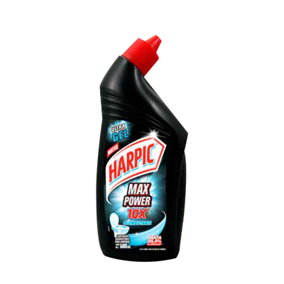 Desinfectante para baño Max Power Harpic 500 ml.