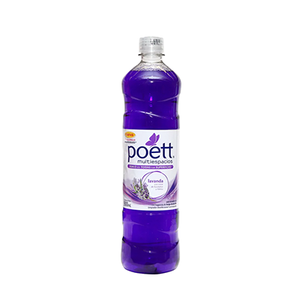 Limpiatodo Poett Multiespacios 900 ml.