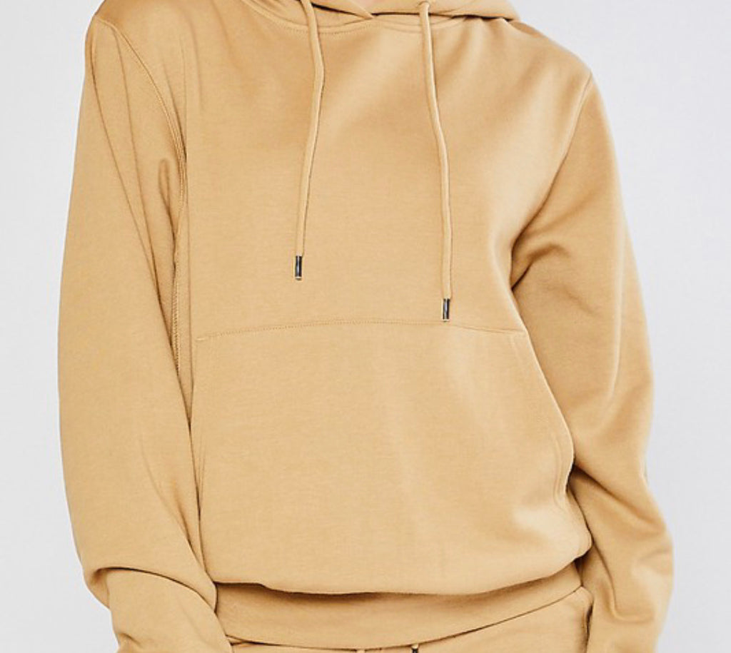 PERFECTLY CHILL HOODIE SET