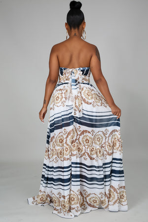 WEEKEND DATES MAXI DRESS