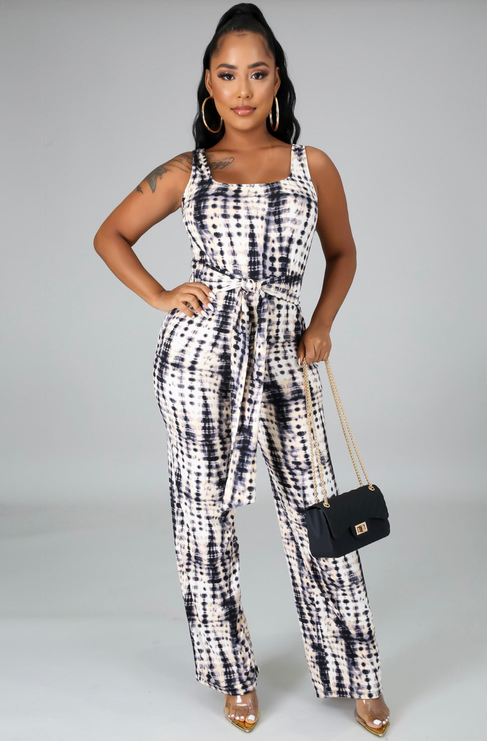 NEW PLANS JUMPSUIT