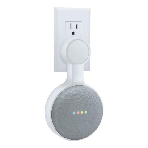 Outlet Wall Mount Stand Hanger For Google Home Mini Voice Assistants