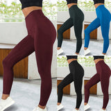 Sexy Fitness Women Gym Leggings