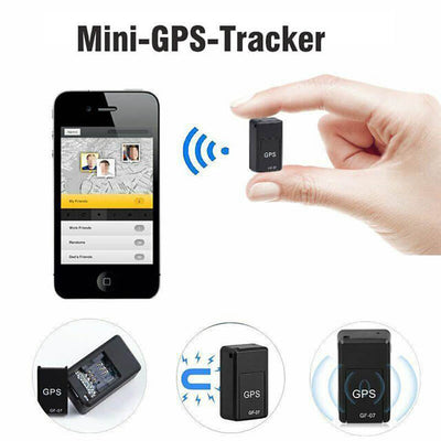 Mini GPS Locator & Anti-Theft Tracker