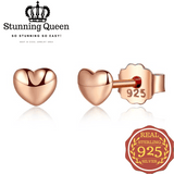 Stunning Queen Collective love Earring in 925 Sterling Silver|Wedding Rings|Engagement Rings|StunningQueen.com