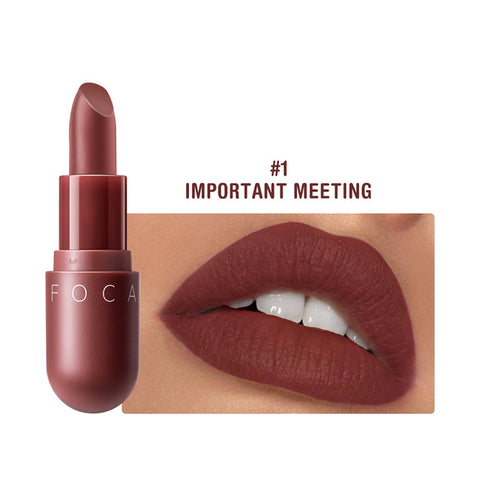 5 Pcs/Box New Long-Lasting Waterproof Matte Lip Stick|StunningQueen.com