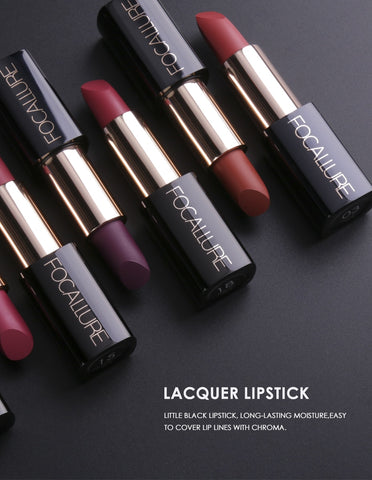 20 Colors Luxury Sexy Long-Lasting Waterproof Matte Lipsticks|StunningQueen.com