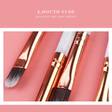5/7/10 Pcs Professional Beauty Marbling Makeup Brushes Set|StunningQueen.com