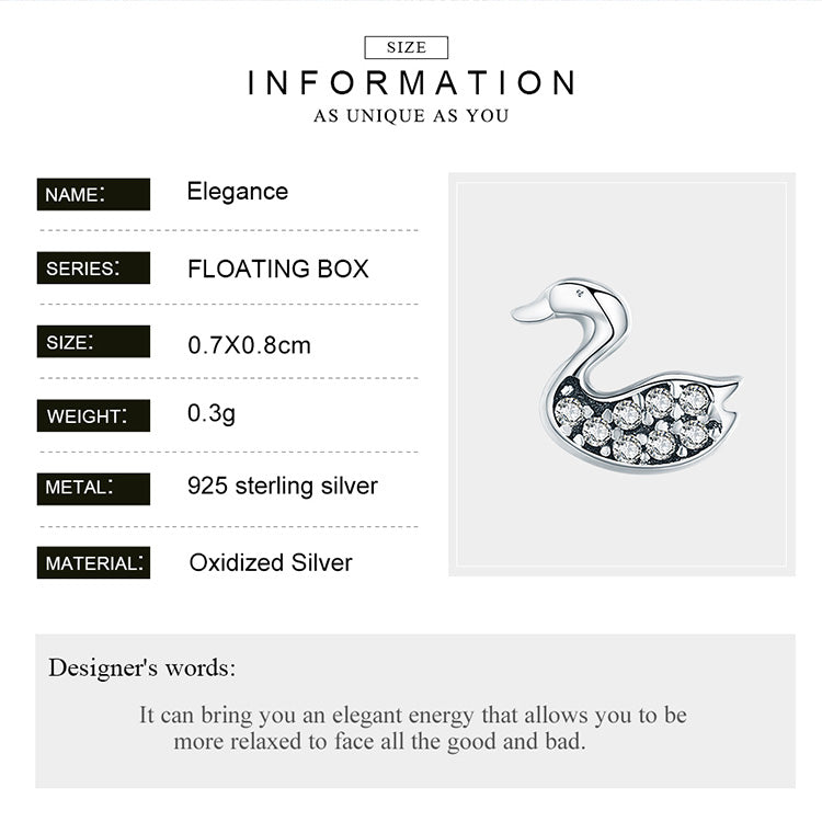 Mystery Power Box Floating Locket Pendants Necklace in 925 Sterling Silver|StunningQueen.com