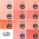 11 Colors Professional Face Blush Cosmestics Palette|StunningQueen.com