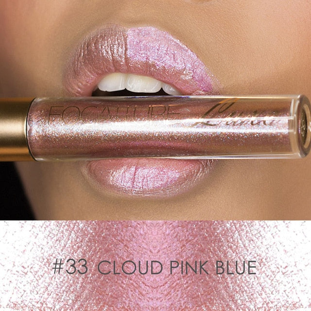 10 Colors Shining Star Waterproof Matte Lip Gloss|StunningQueen.com