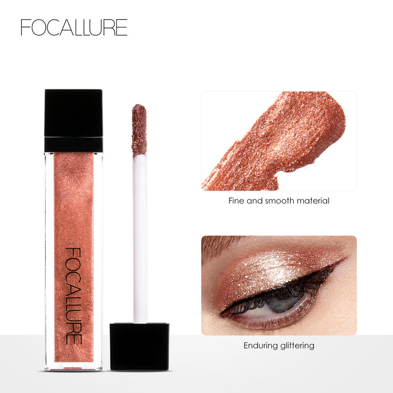 14 Colors Waterproof Glitter Brighten Makeup Liquid Eye Shadow|StunningQueen.com