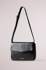Quilted fanny pack and bag black by Blame Lilac