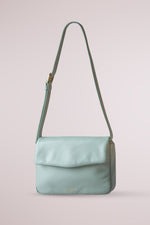 Quilted fanny pack and bag mint green by Blame Lilac