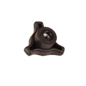 Mountain Buggy replacement tri lock knob in black_black