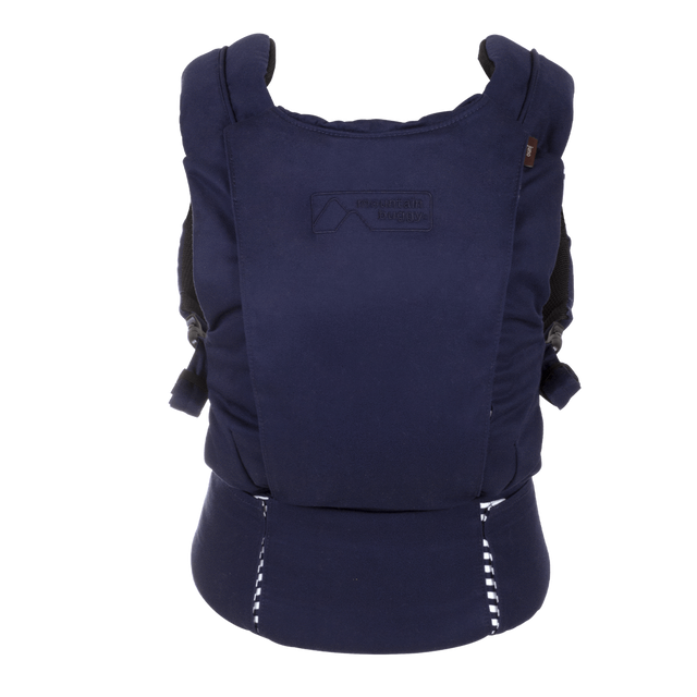 mountain buggy juno baby carrier in nautical blue colour is award winning_nautical