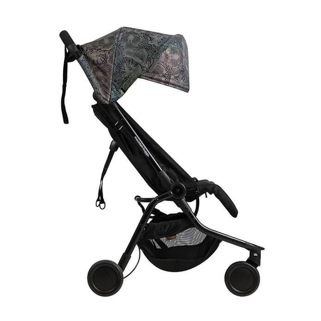 mountain buggy nano travel buggy in year of dog colour side on view_year of dog