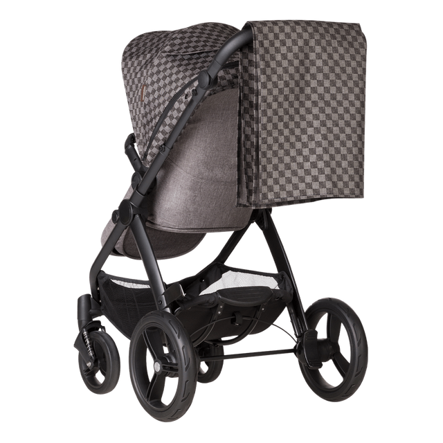 Mountain buggy cosmopolitan luxury 4 wheel modular buggy with matching blanket in colour geo_geo