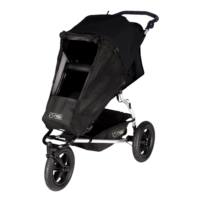 Mountain Buggy pre-2015 plus one sun mesh cover_default