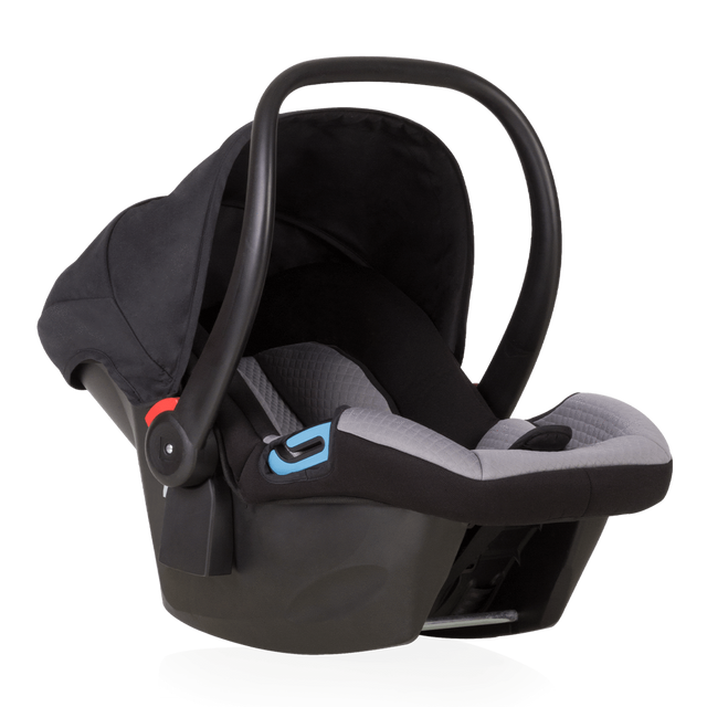 mountain buggy protect baby capsule_black/silver