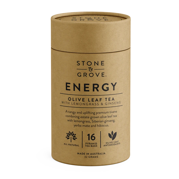 Energy Olive Leaf Tea
