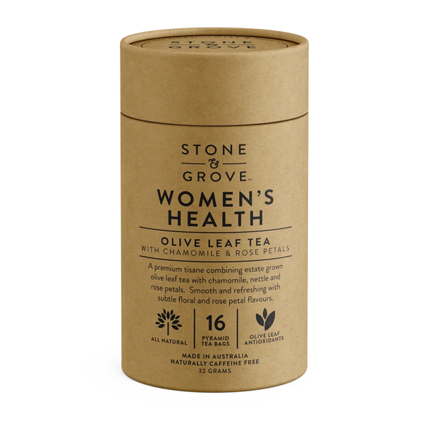 Women's Health Olive Leaf Tea