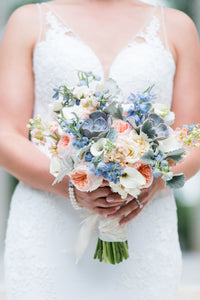 DC mini wedding florist