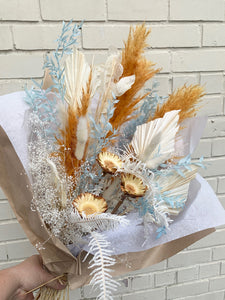 Dried Flower Hand-Tied
