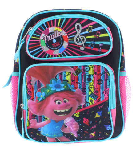 "Mochila 12"" Trolls World Tour"