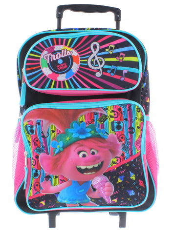 "Bulto de ruedas 17"" Trolls World Tour"