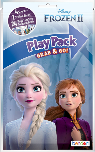 Frozen Play Pack