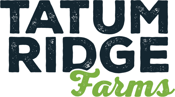 Tatum Ridge Farms Logo Mark