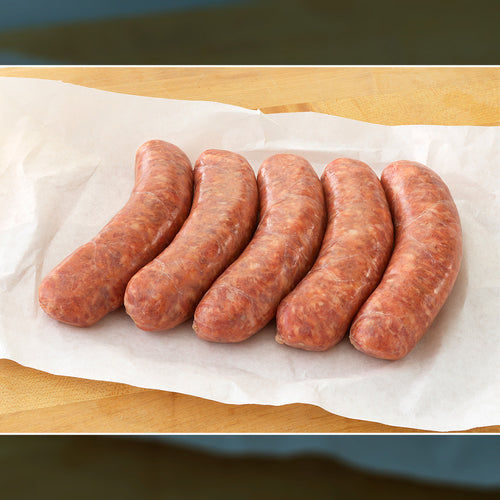 Country Style Sausage Links
