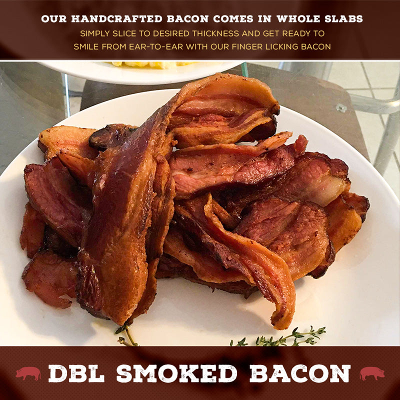 Double Smoked Bacon | All-Natural Heritage Pork