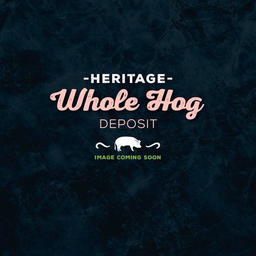 Heritage Whole Hog - Deposit
