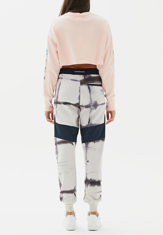 Redstart Check Dye Jogger Pants