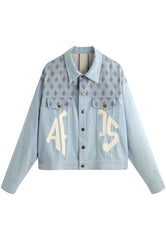 Massicot Denim Jacket