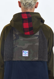 Warblers Utility Hooded Parka