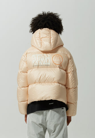 Okapi Hooded Down Puffer Jacket