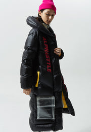 Cappy Puffer Down Coat
