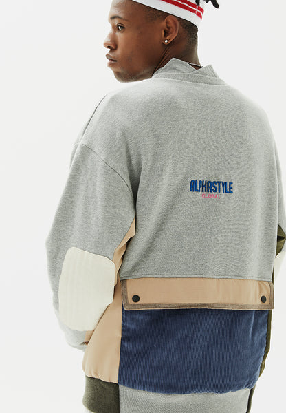 Auklet Patch Sweatshirt