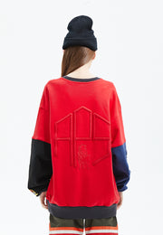 Jaxon Colorblock Sweatshirt