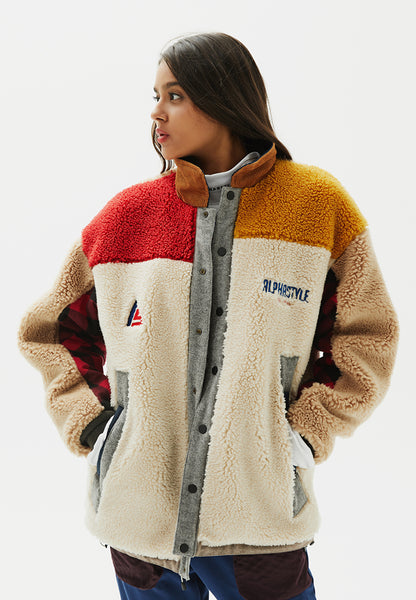 Toucan Reversible Quilted-Shell Jacket