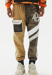 Loon Split Leg Jogger Pants